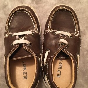 Toddler Old Navy Size 7 Boat Shoes